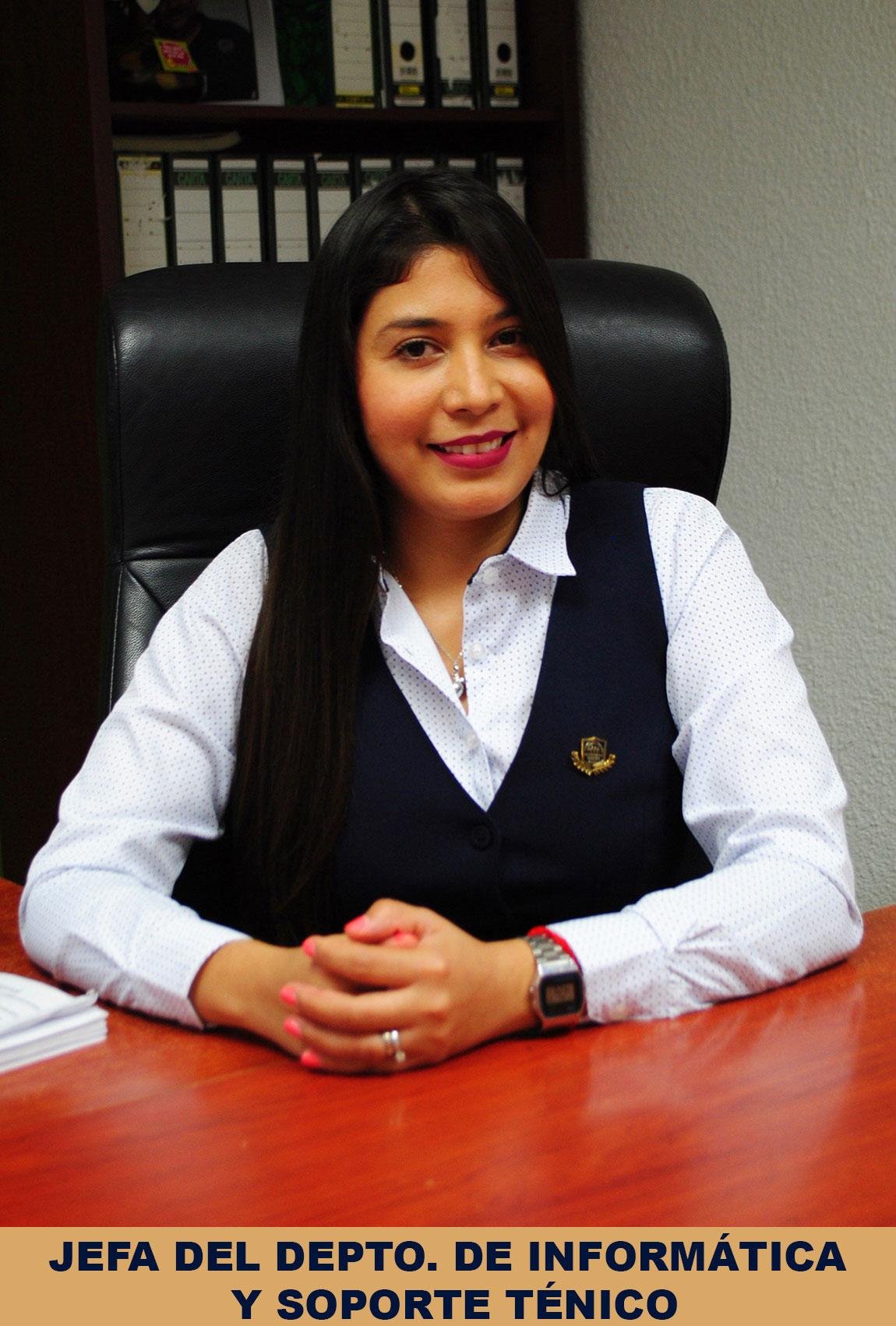 LSC. María de los Angeles Valenzuela Moreno