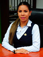Lic. Viridiana Aglahe García.
