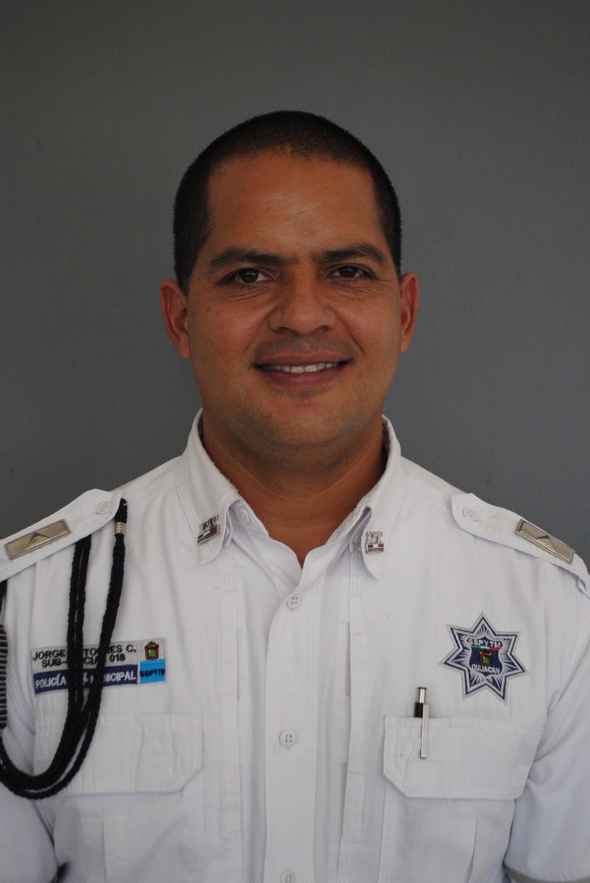 Jorge Octavio Torres Cázares