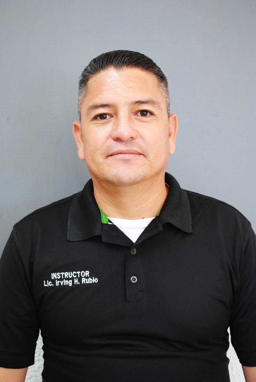 Irving Humberto Rubio Bernal