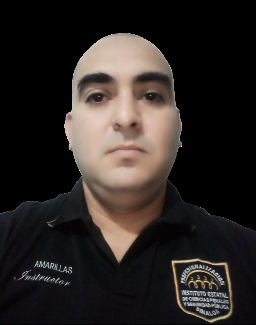 Enrique Alberto Amarillas Alvarez