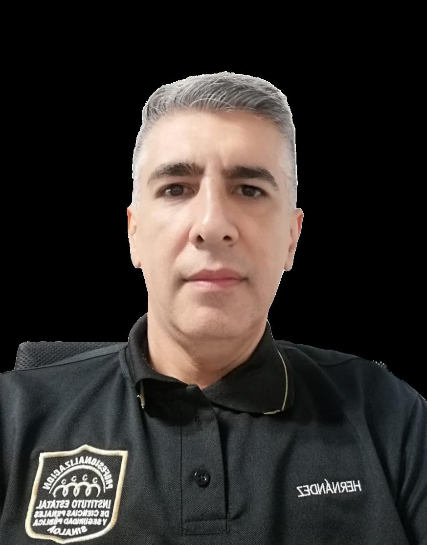 MGTI. Cutberto Hernández